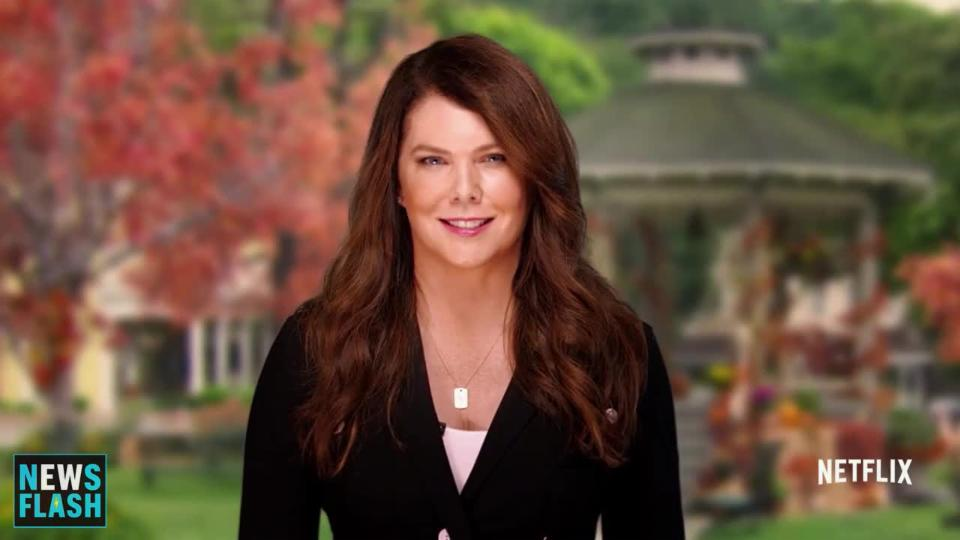 'Gilmore Girls' goes global on Netflix