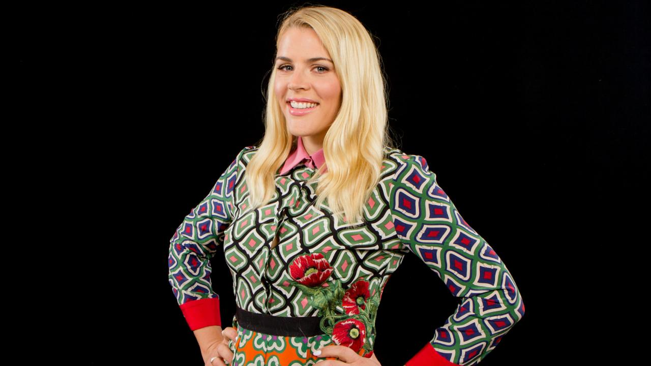 "Busy Philipps On ""Vice Principles"""