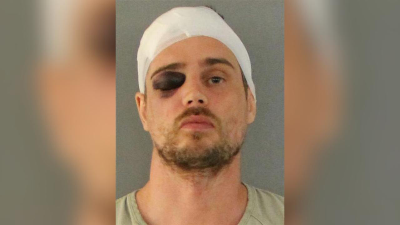 'He messed with the wrong family': Burglar beaten with his own bat