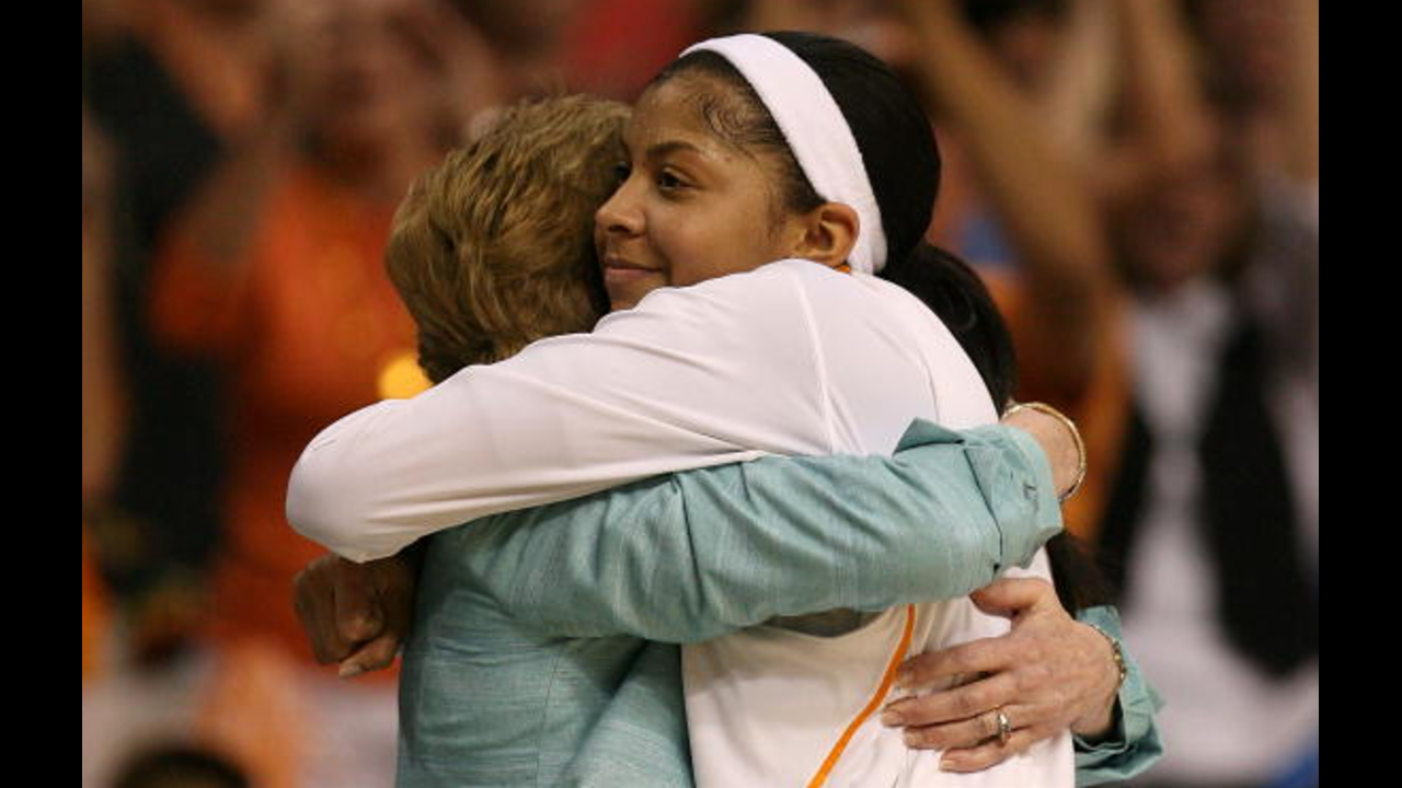 Former player reflects on Pat Summitt