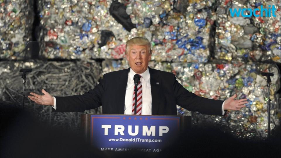 Donald Trump Garbage Talk
