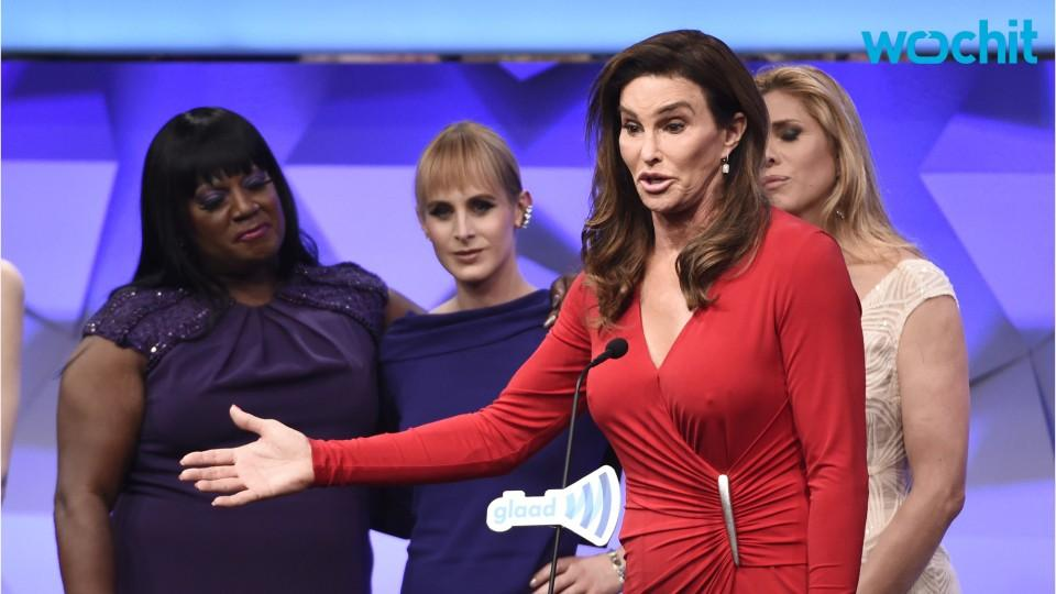 Caitlyn Jenner Says Trump Seems 'Very Much For Women'