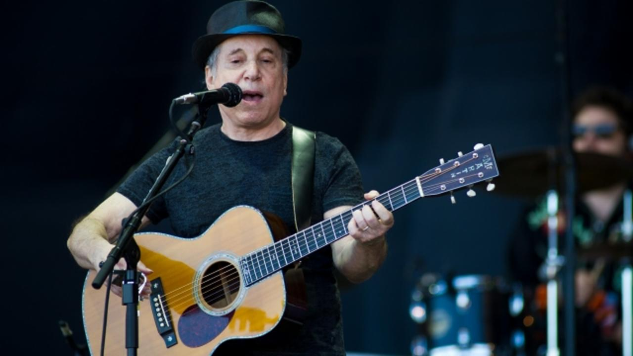 Paul Simon Says the End of His Career May Be Near