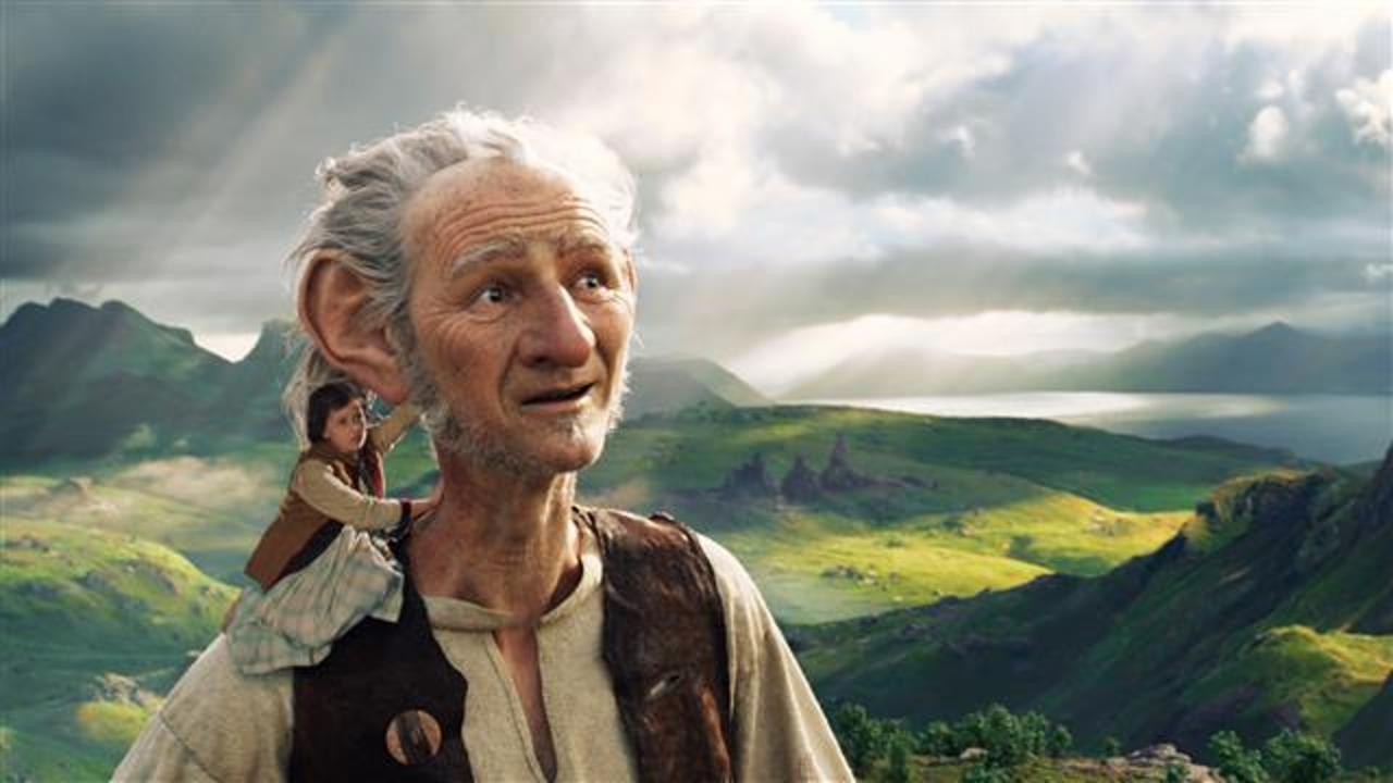 Film Clip: 'The BFG'
