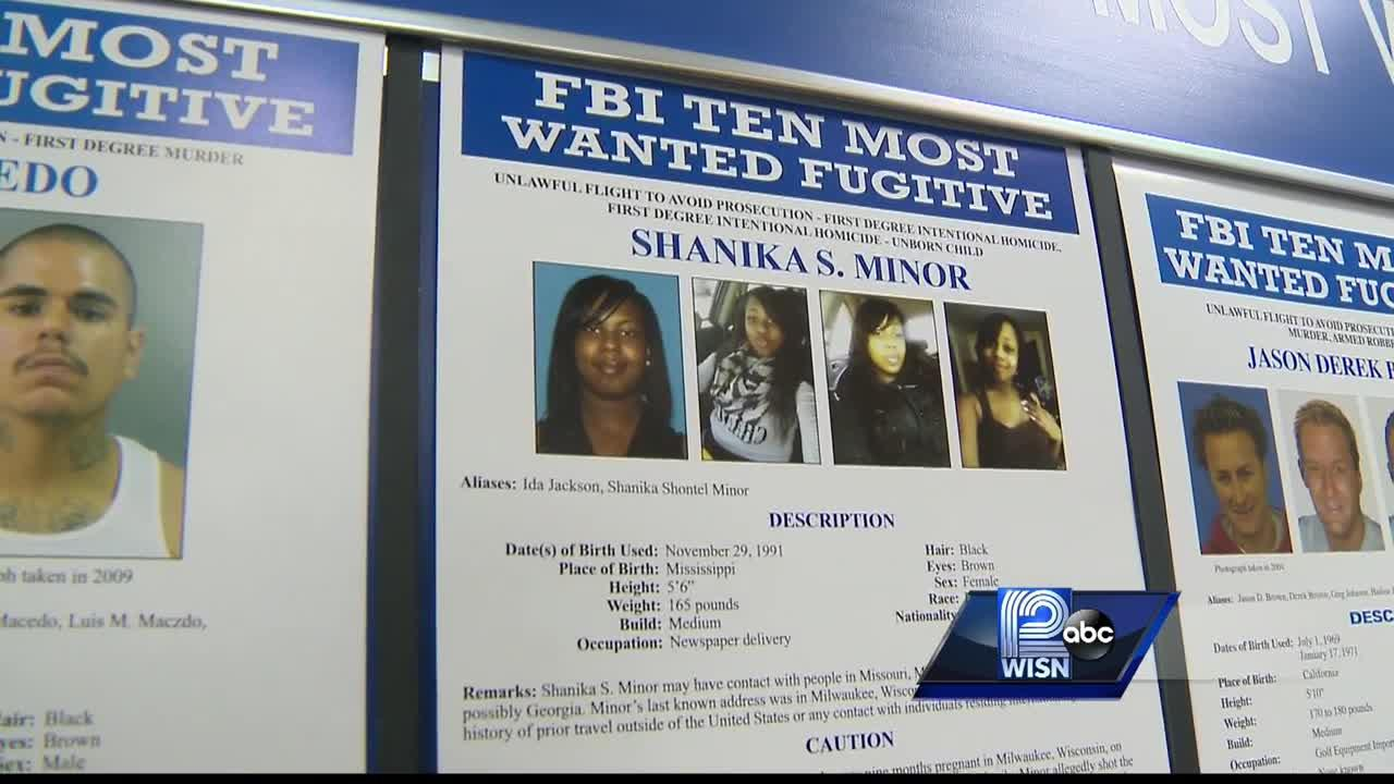 Milwaukee woman on FBI's Most Wanted list