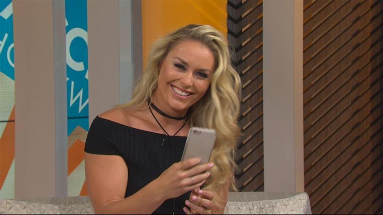 Olympic Gold Medalist Skier Lindsey Vonn Is 'Single & Ready To Mingle'