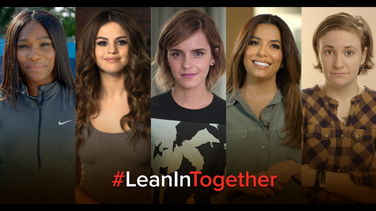 MAKERS #LeanInTogether for women's empowerment