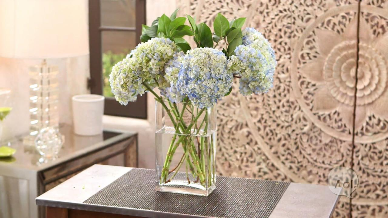 7 Steps to Make Your Hydrangeas Last Longer