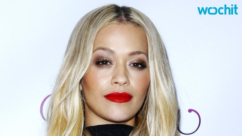 Rita Ora Hospitalized for Exhaustion