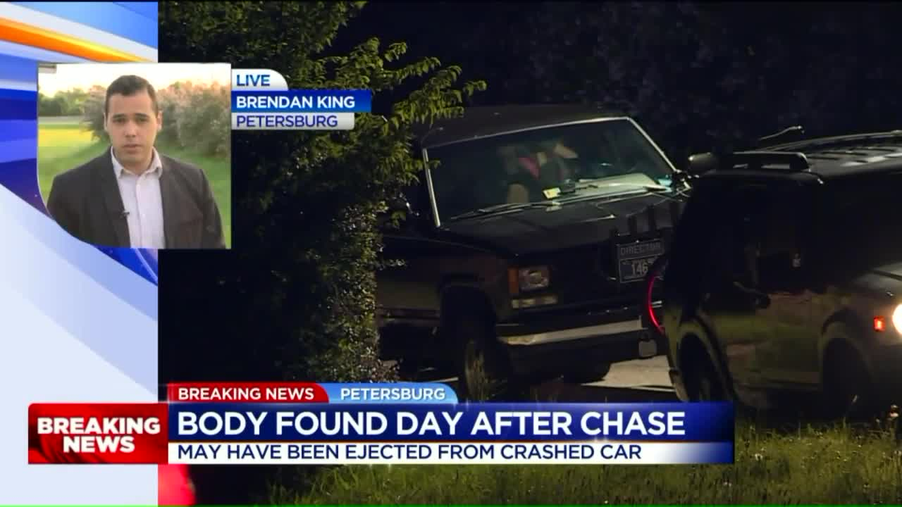 Gruesome Discovery Made Near Interstate Days After Crash