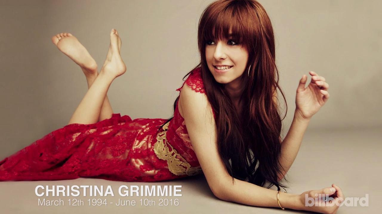 Christina Grimmie: A Tribute