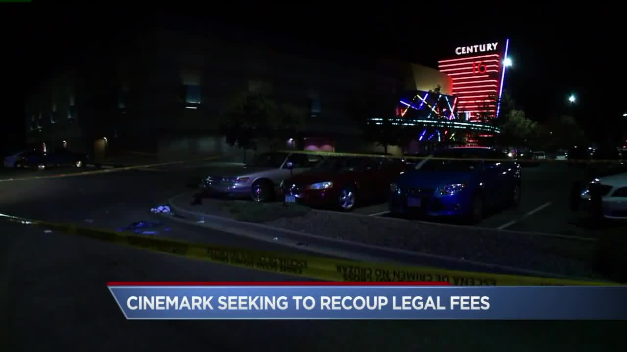 Cinemark Seeks $700K In Legal Fees From Aurora Shooting Victims
