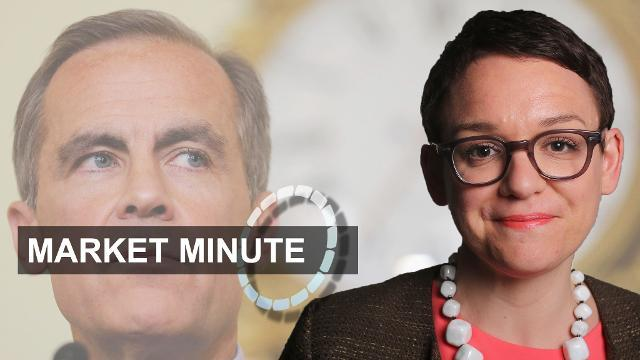 Market Minute - Mark Carney calms stocks