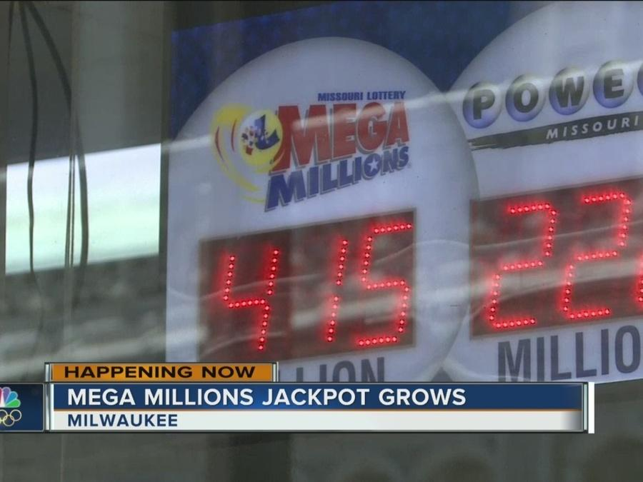 Mega Millions jackpot continues to grow