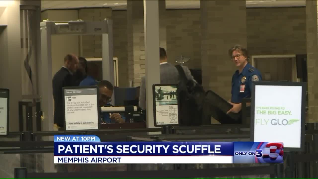 Cancer Patient Sues Airport, TSA After Checkpoint Scuffle