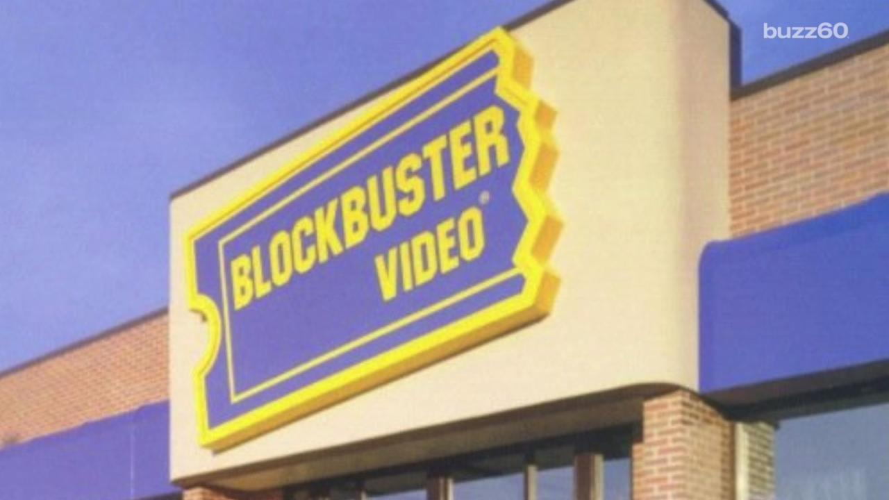 Twitter Keeps The Last Blockbuster Alive