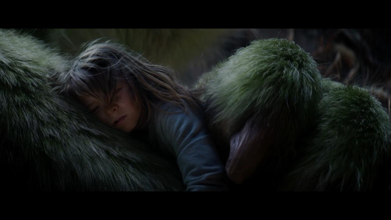 Disney's 'Pete's Dragon' (2016) TV Spot