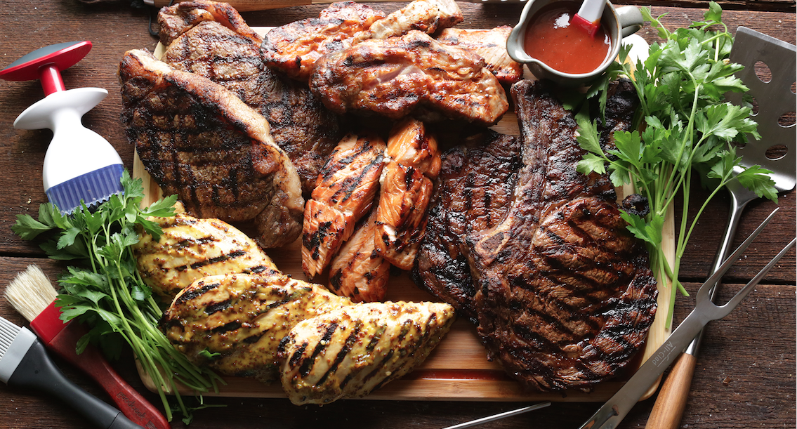5 Grilling Product Essentials