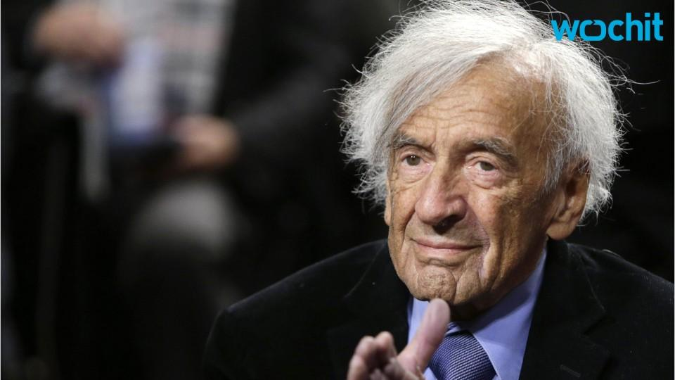 Holocaust Survivor, Nobel Laureate Elie Wiesel Has Died