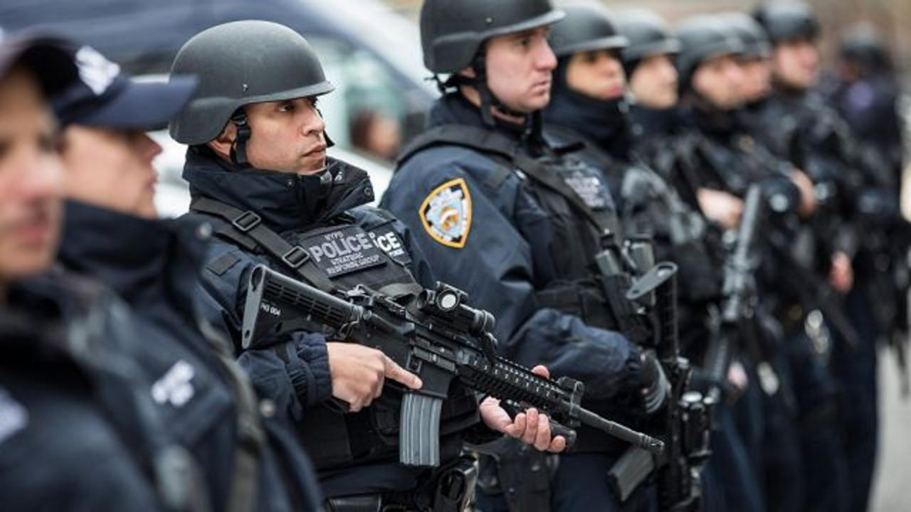 NYPD Preps for 'Inevitable' Terrorist Attack on US Soil