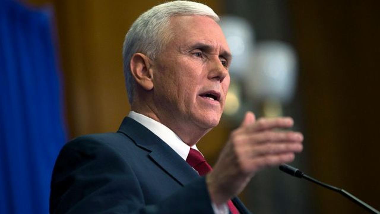 Indiana Gov. Mike Pence Meets With Donald Trump Fueling More VP Rumors