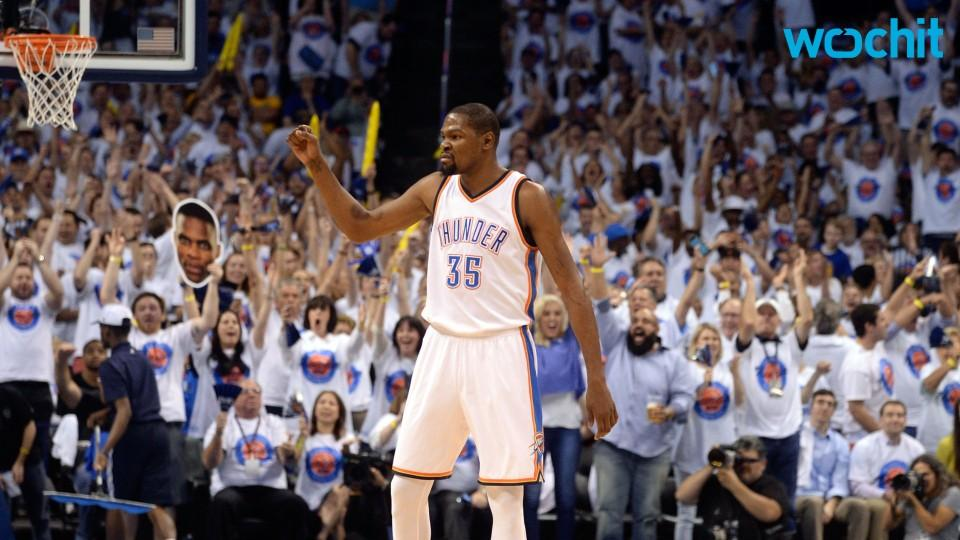 Warriors Sign NBA Superstar Free Agent Kevin Durant