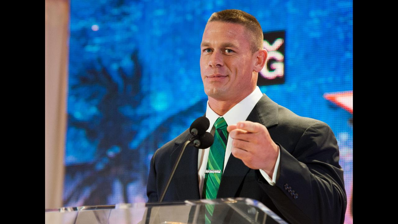 John Cena's Fourth of July message to America