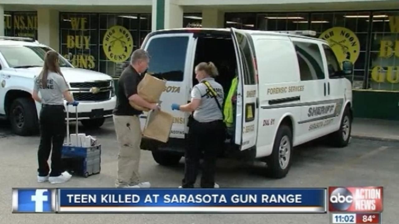 Florida Dad Accidentally Shoots and Kills Son at Gun Range
