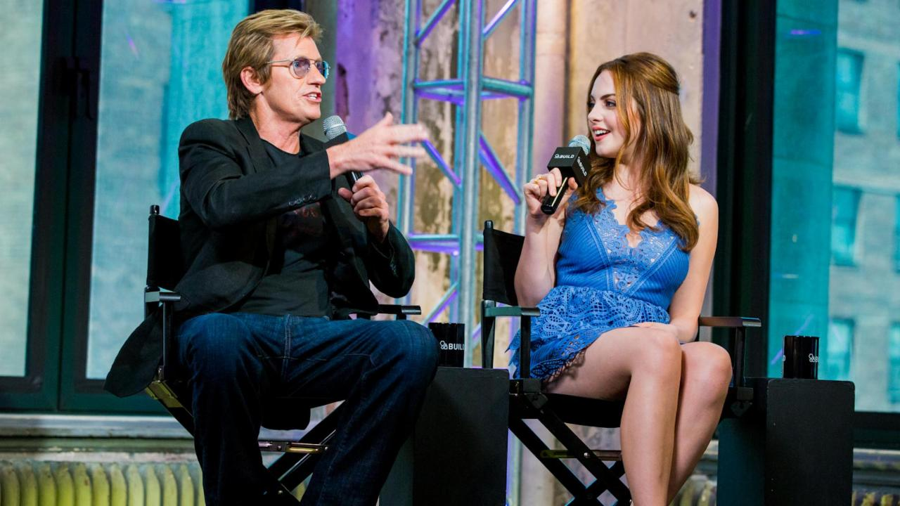 "Denis Leary and Elizabeth Gillies On ""Sex, Drugs, & Rock & Roll"""