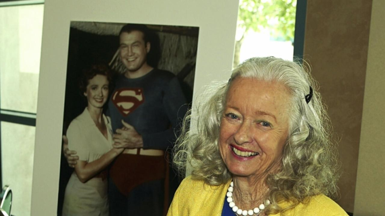 Noel Neill, First Actress to Play Superman's Lois Lane, Dies at 95
