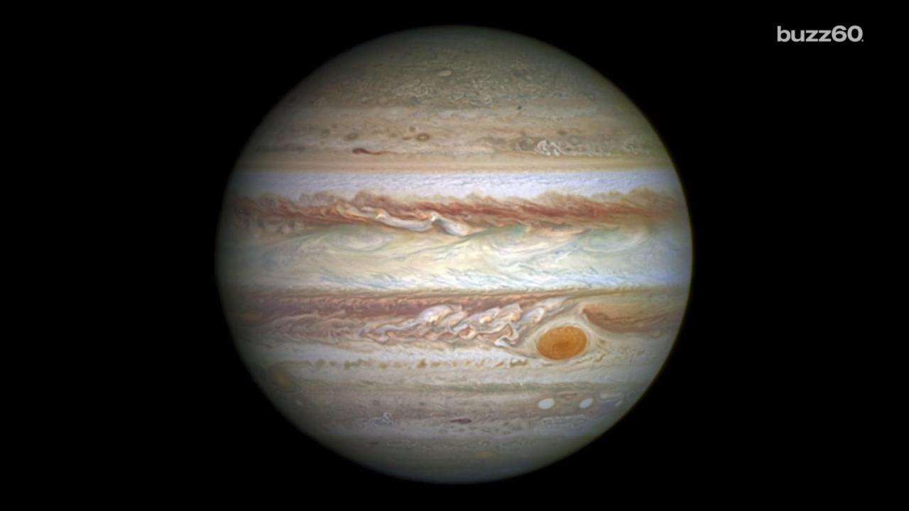 Listen to Jupiter's Eerie Sounds Recorded by Nasa's Juno Spacecraft