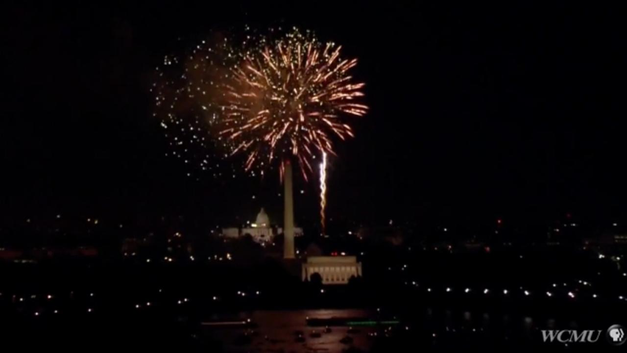PBS' Live July 4th Fireworks Show Was Actually Kind of a Rip-Off