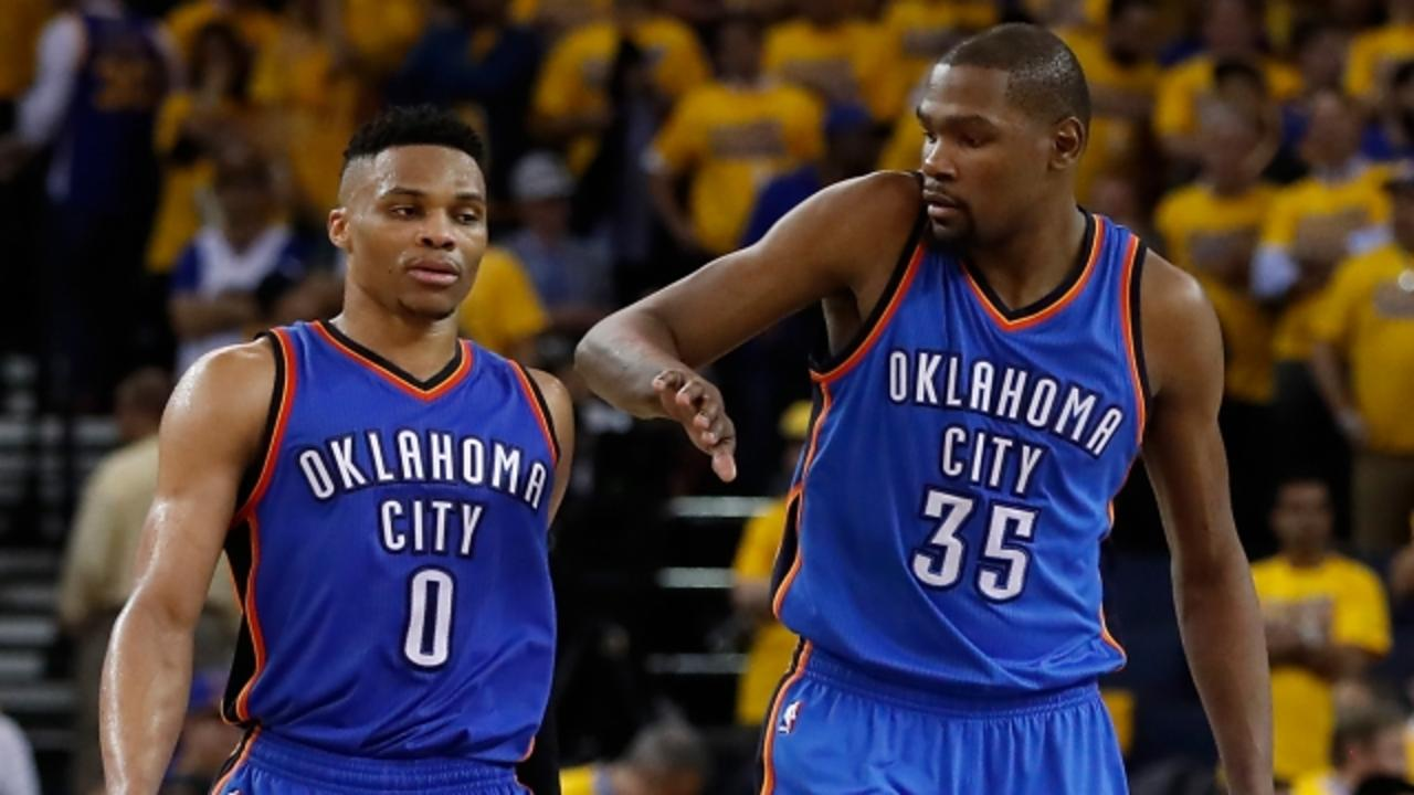 Without Kevin Durant, What Does OKC Do About Russell Westbrook?
