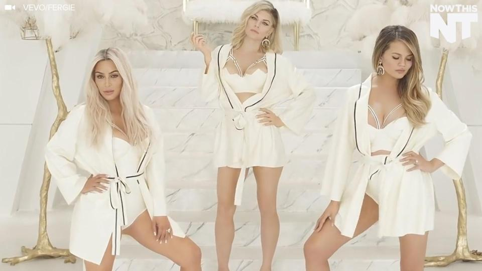 Fergie's Newest Video Is a Star-studded Anthem for Moms