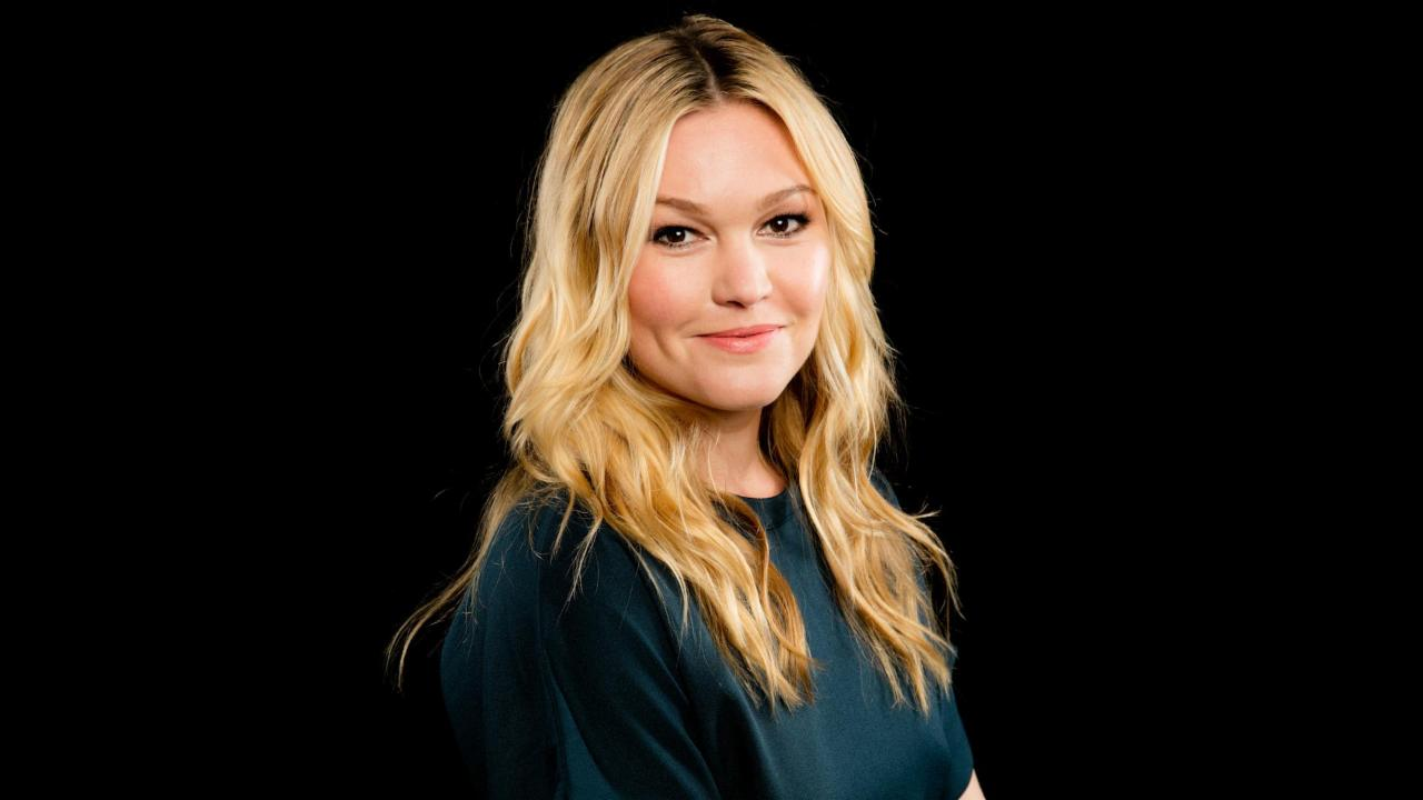 "Julia Stiles On ""Jason Bourne"""