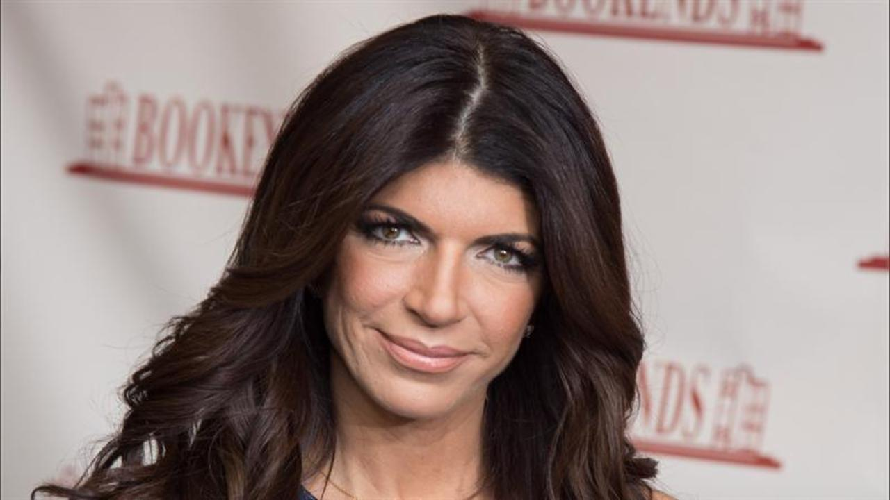 "Teresa Giudice Breaks Down in ""GMA"" Interview"