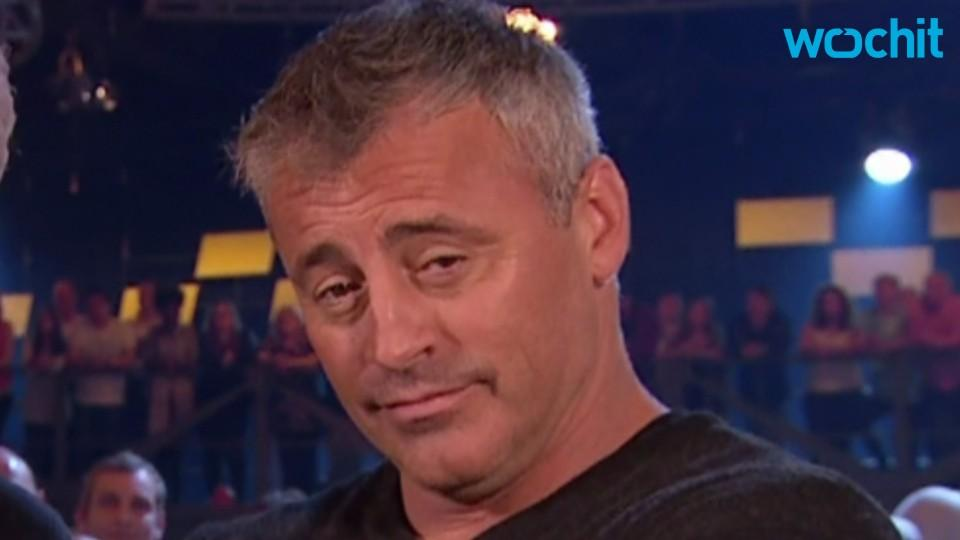 Matt LeBlanc to Host 'Top Gear' Alone