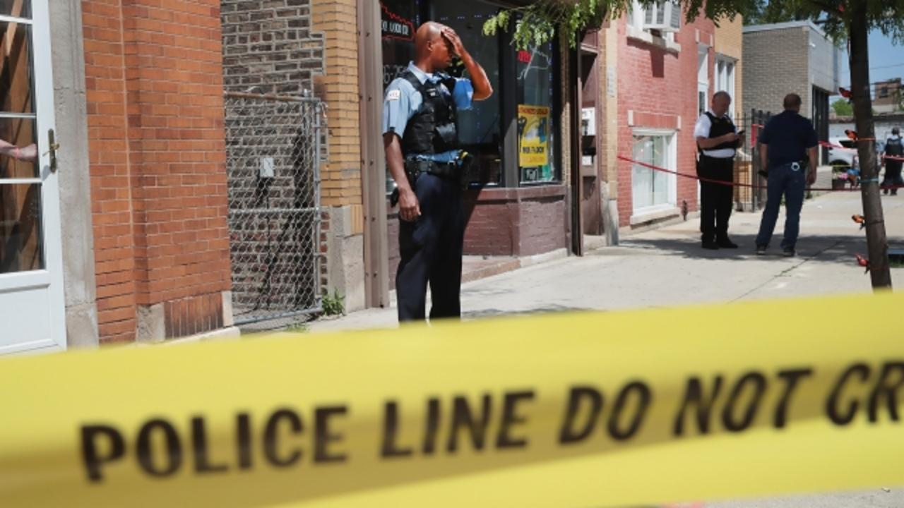 Chicago Has Already Seen More Than 2,000 Shootings This Year