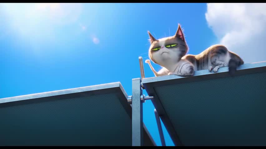 "EXCLUSIVE: Clip - ""The Secret Life of Pets"""