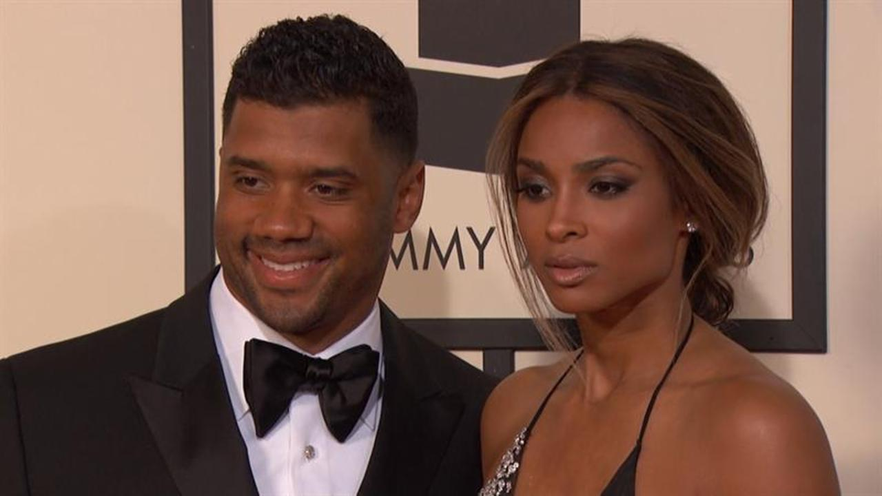 Ciara and Russell Wilson Are Married