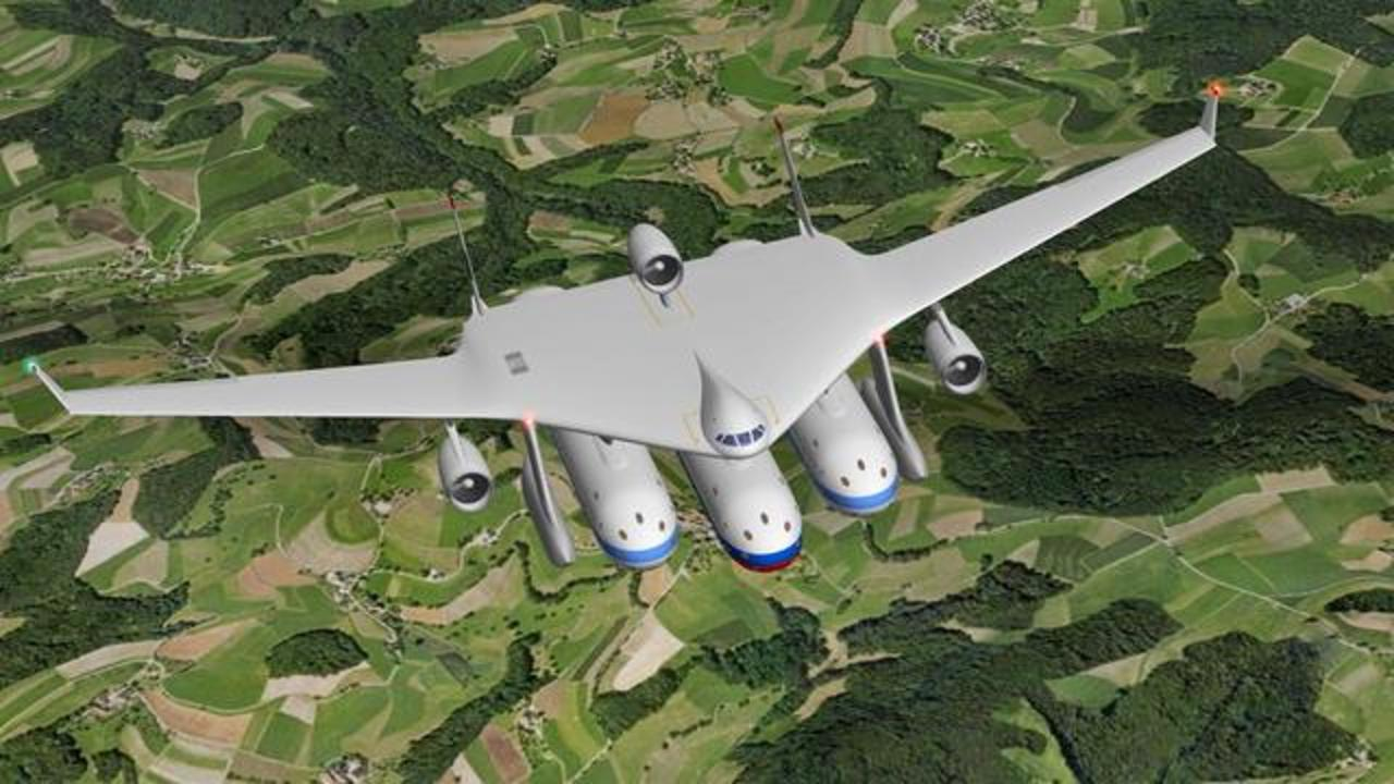 Could New Pod Plane Concept Change Air Travel?
