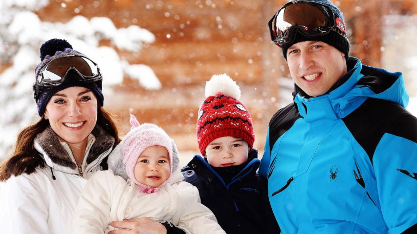 Prince George and Princess Charlotte May Travel to North America