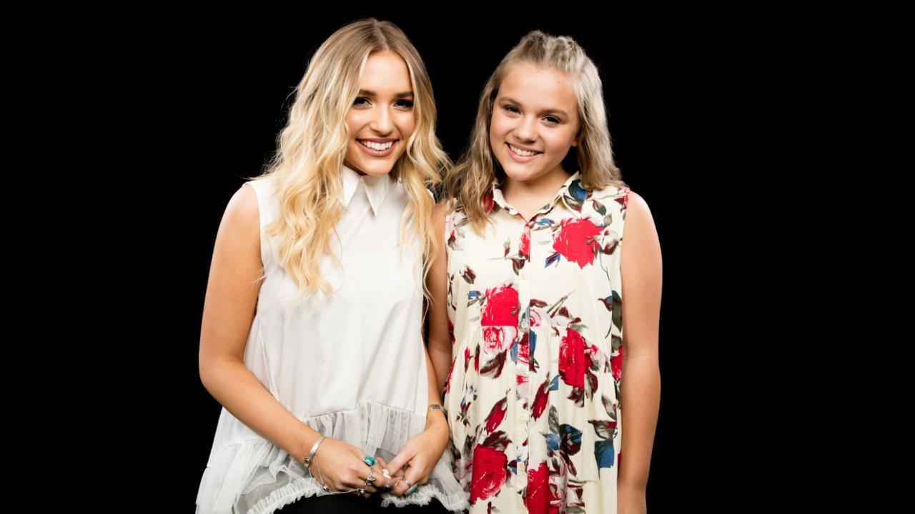 "Lennon and Maisy On ""Nashvile"""