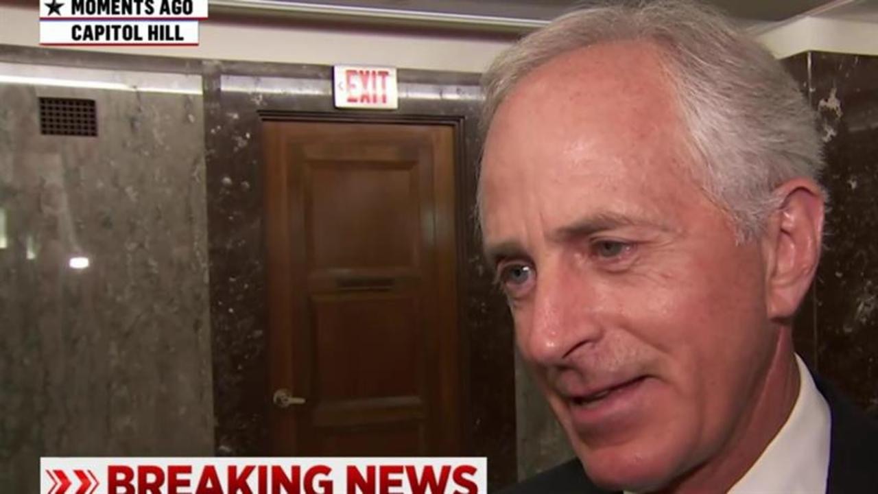 Corker: Ivanka would be best Trump VP choice