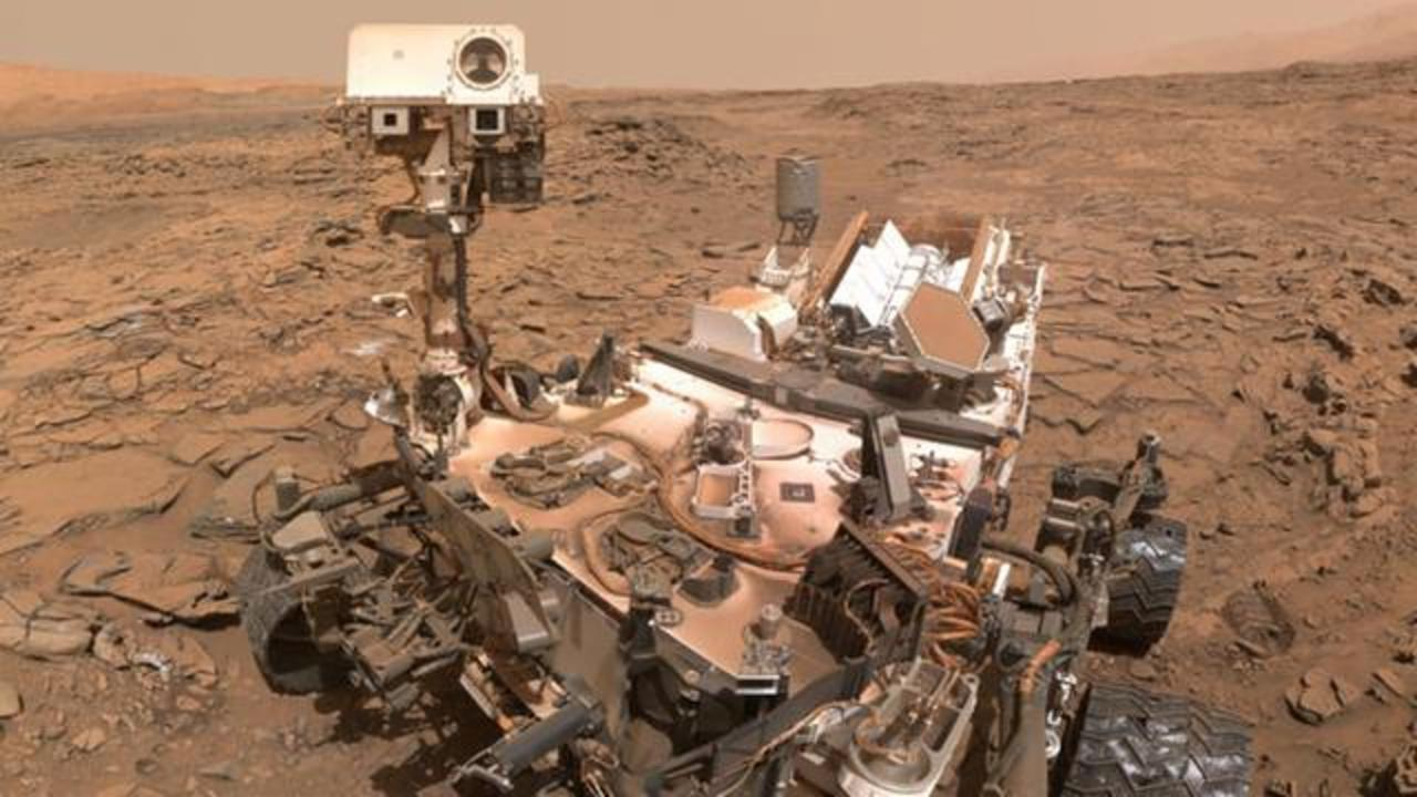 NASA Investigates Curiosity's Switch Into Safe Mode