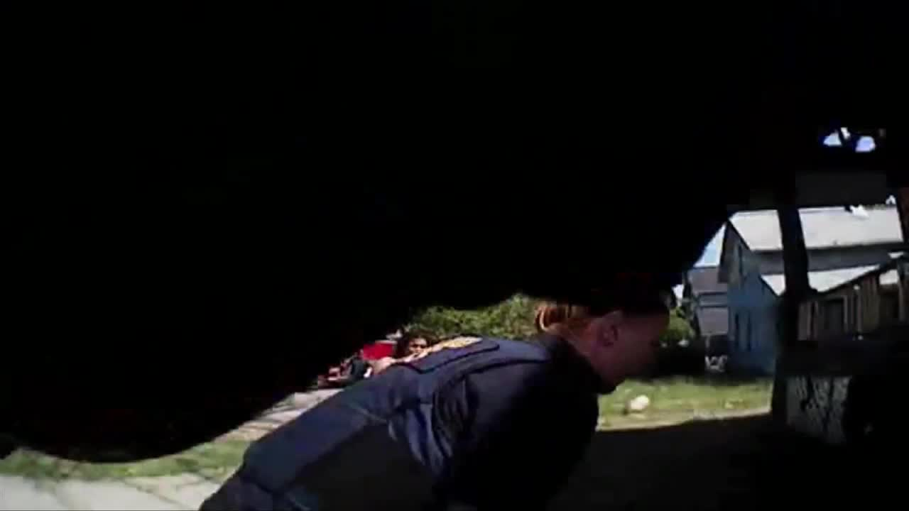 Dramatic Body Camera Footage Shows Officers Saving Man's Life