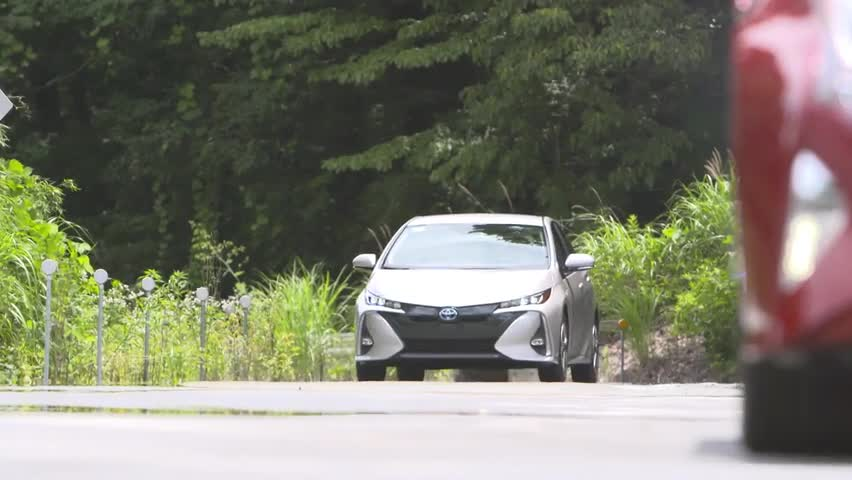 2017 Toyota Prius Prime Prototype First Drive