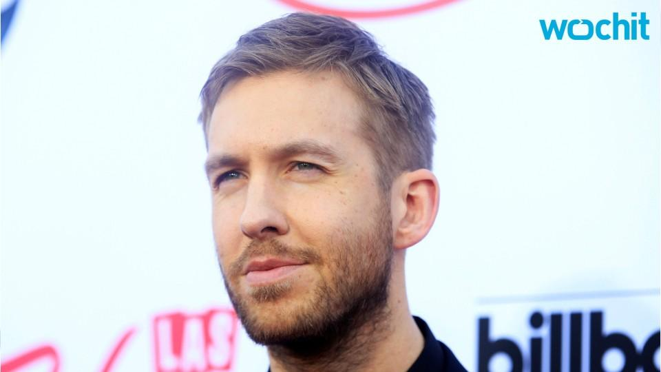 Calvin Harris Beat Taylor Swift in Writing a Song About His Ex