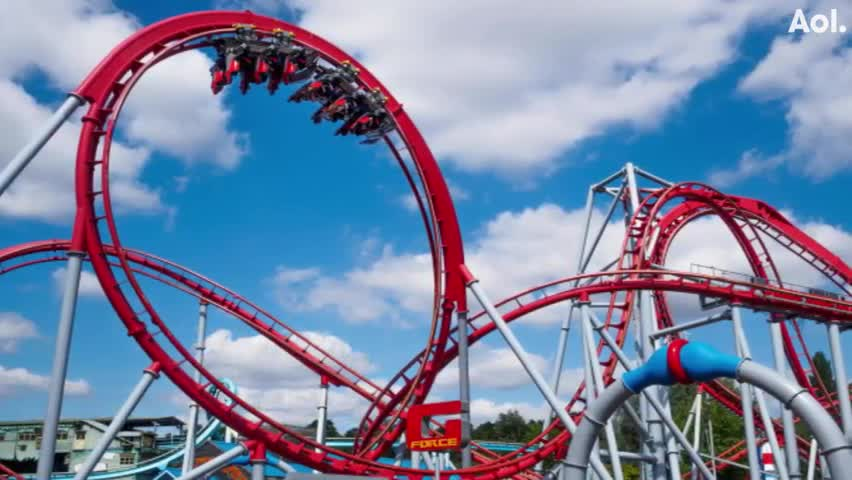 Top 10 Amusement Parks In The UK 2016