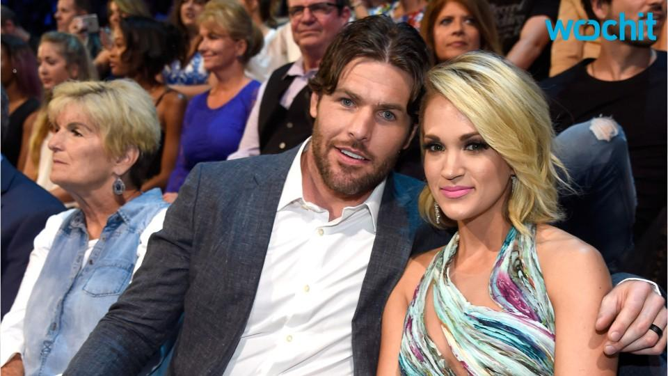 Carrie Underwood And Mike Fisher Are Having The Best Summer